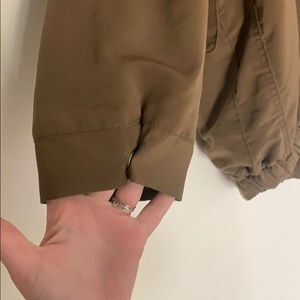 H&M Jackets & Coats - H&M army bomber
